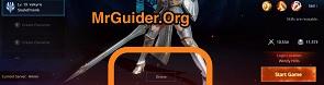 AxE: Alliance vs Empire Delete Character