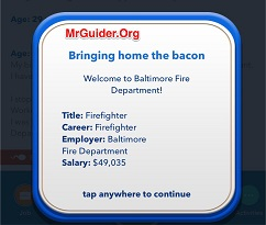BitLife - Life Simulator Fire Chief