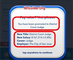 BitLife - Life Simulator Law School - How To Become Lawyer