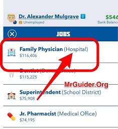 BitLife - Life Simulator Medical School Doctor