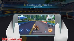 Garena Speed Drifters Game Overview