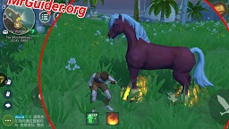 Utopia: Origin Red Horse