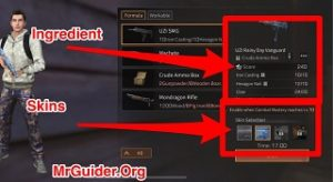 LifeAfter: UZI SMG Crafting - Tips, Skin, And More - MrGuider
