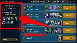 Raid Shadow Legends Kael Masteries