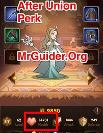 AFK Arena Library & Unions Guide - How It Works? - MrGuider