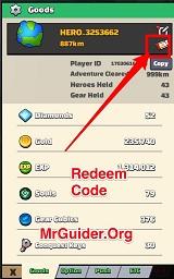 Hello Hero All Stars Redeem Codes