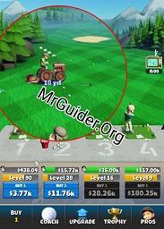 Idle Golf