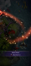 DragonSky : Idle & Merge Shiny Dragon Black Shards