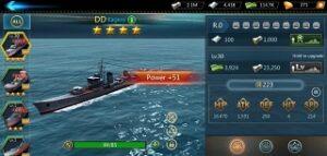 Empire: Rise Of BattleShip Warships