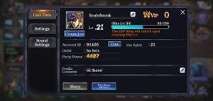 Fist of the North Star Legends Revive Leveling Guide