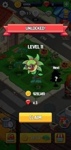 Merge Flowers Vs Zombies