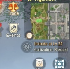 Perfect World Mobile Cultivation Level