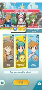 Pokemon Masters Best Team