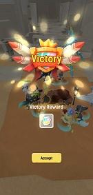 Ulala: Idle Adventure Arena Reward