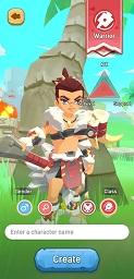 Ulala: Idle Adventure Warrior Class