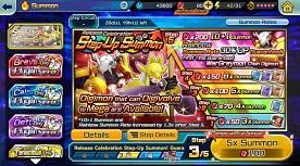 Digimon ReArise Reroll Guide