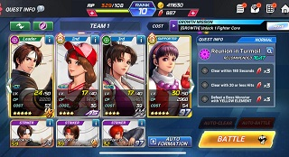 The King Of Fighters Allstar Guide Tips Cheats Strategies