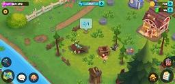 WeFarm - Build a Town & Explore