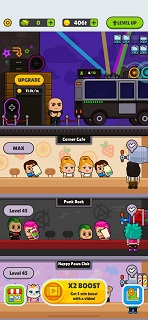 Drink Inc Game