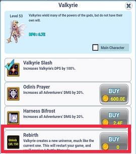 Ragnarok: Click H5 Rebirth