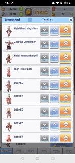 Ragnarok: Click H5 Transcend