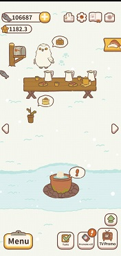 Animal Restaurant Game Garden