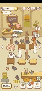 Animal Restaurant Game