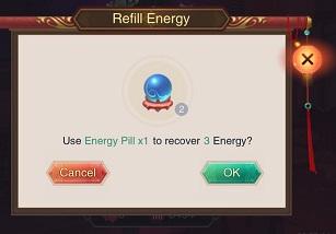 Call Me Emperor Energy Pill