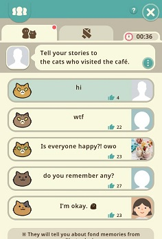 Like Messages of the Cats