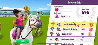My Horse Stories Game