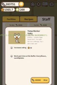 Animal Restaurant Game Buffet