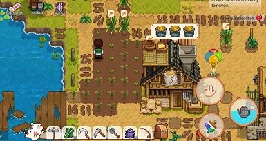 Harvest Town Farming
