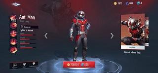 Marvel Super War Antman