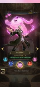 Soul Land: Awaken Warsoul Characters