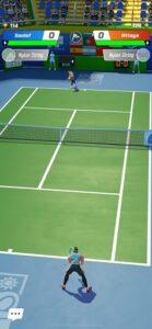 Tennis Clash Review