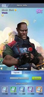 Top War: Battle Game Heroes