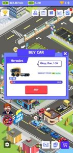 Idle Used Car Dealer Game
