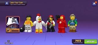 Lego Legacy: Heroes Unboxed