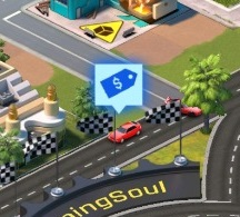 Overdrive City Game