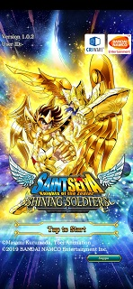 Saint Seiya Shining Soldiers Reroll Guide