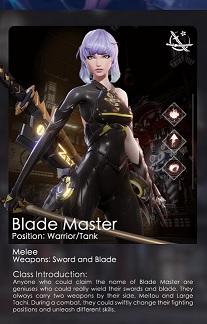 Dragon Raja Blade Master Class Guide