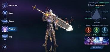 Eternal Sword M Best Class Guide