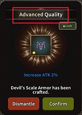 Evil Hunter Tycoon Advanced Armor Quest Walkthrough