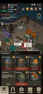 Evil Hunter Tycoon Buildings Guide