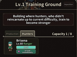 Evil Hunter Tycoon Training Ground Guide