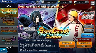 Naruto X Boruto Ninja Tribes Tier List and Reroll Guide