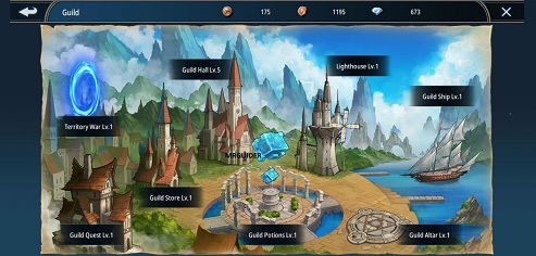 Aura Kingdom 2 Guild Guide