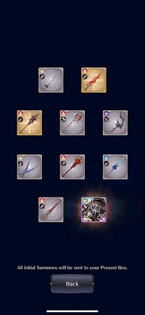 Blade XLORD Reroll Guide
