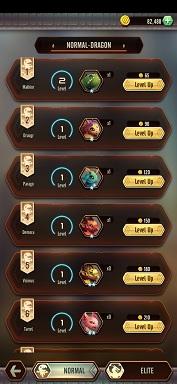 Dragon Epic Tier List