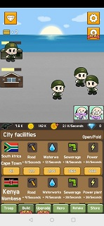 Idle Tap Soldier